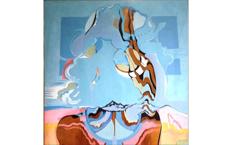 Blue Door, Art, Yonkers, Poetry