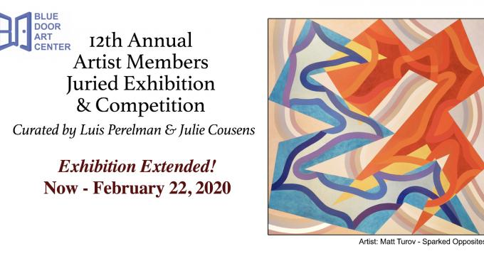 12th Annual Juried Member Exhibtion and Competiton