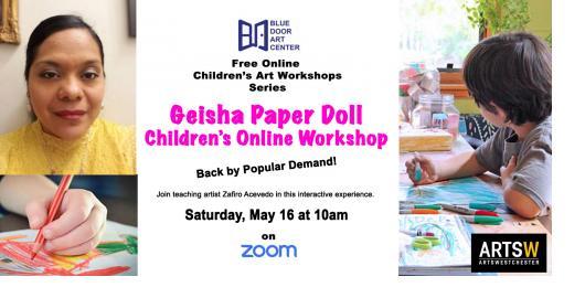 Children's Online Art Workshop