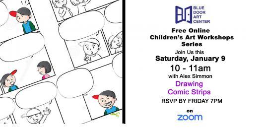 comic strip workshop