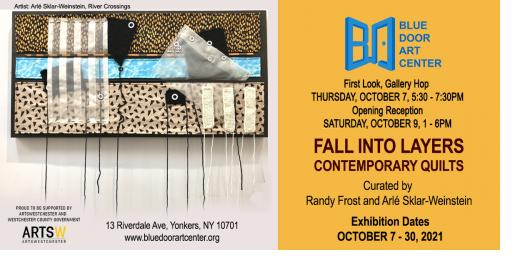 Fall into Layers Contemporary Quilts
