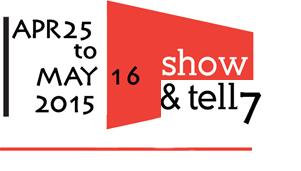 Blue Door's Show&Tell7 April-May 2015