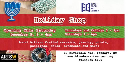 Holiday Art and Craft Shop