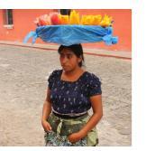 Fruit Vendor, Antigua