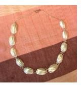 White Japanese Shell Necklace